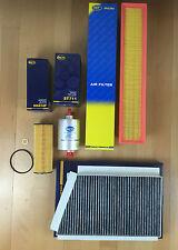 SET FILTRI 4 x FILTRO SCT GERMANIA W203 S203 CL203 C200 COMPRESSORE 1198ccm