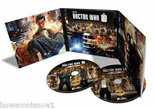 Doctor Who Series 7 Original Soundtrack Murray Gold New 2 CD Gatefold US Seller