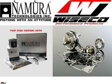 Namura Top & Wiseco Bottom End 2004-2007 RM125 Engine Rebuild Kit Piston Crank