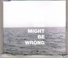 (E815) Nicole Russo, You Might Be Wrong - DJ CD