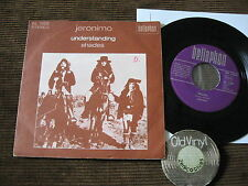 "7"" Jeronimo Understanding Shades Germany 70s 