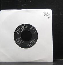"""Phil Moore At The Piano - Over The Rainbow / Bidin' My Time VG 7"""" Tops 45-R1028"""