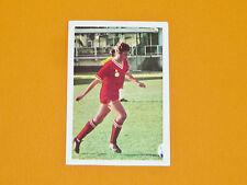 111 GUESDON AS MONACO ROCHER LOUIS II AGEDUCATIFS FOOTBALL 1972-1973 PANINI