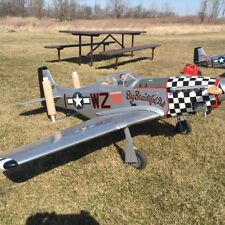 PLANE SAFE-T Restraint (R/C Airplane Gas Giant Glow Warbird Scale Jet Electric)