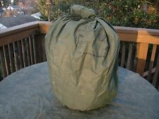 US Army/USMC Waterproof Laundry or Clothing Bags Good condition USGI