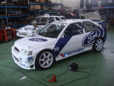 ford escort rs cosworth valvoline wrc decals stickers adesivi