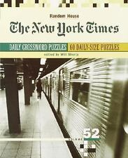 New York Times Daily Crossword Puzzles, Volume 52 The New York Times
