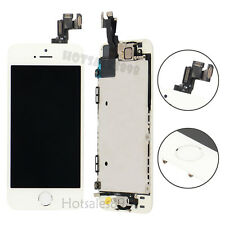 A+ White LCD Display Touch Screen Digitizer Replacement Assembly for iPhone 5S