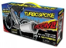 Turbospoke Bicycle Exhaust System, New, Free Shipping