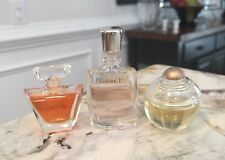 Lot of 3 LANCOME Perfume Miniature Splash MIRACLE, POEME, ATTRACTION Please Read