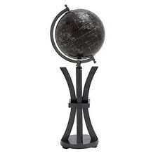Deco 79 24856 Wood Metal Globe 8 by 23-Inch NEW