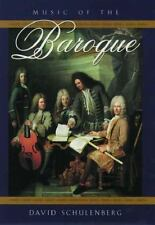 Music of the Baroque by David Shulenberg