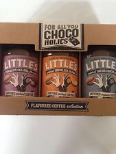 Littles infused instant coffee chocoholics gift set