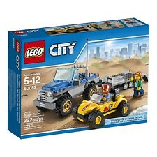LEGO® City Dune Buggy Trailer Building Play Set 60082 NEW NIB