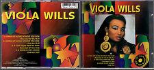 "CD VIOLA WILLIS 12"" CLASSICS ON CD 1994 UNIDISC MADE IN CANADA 0068381163028"