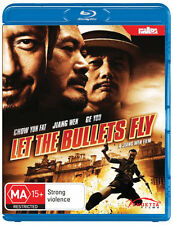 Let the Bullets Fly  - BLU-RAY - NEW Region B