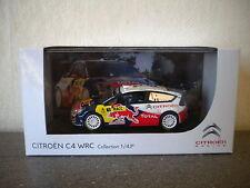 206 WRC CHAMPION DE FRANCE 2005  NOREV NEUVE 1/43°