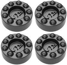 4 Isolation Feet Pads For PreAmps PowerAmps & CD Player