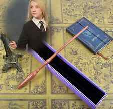 HOT! Brand New Harry Potter Luna Lovegood Wand in Box Cosplay Gift