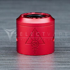 Goon RDA Colored Cap - Red (528 custom vapes) (Authentic)
