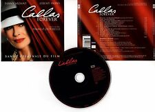 CALLAS FOREVER - Fanny Ardant,Jeremy Irons (CD BOF/OST) Puccini,Bizet,Vlad  2002