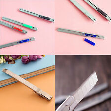 Stainless Steel Safety Office Convenient Utility Cutter Home Knife Paper Cutting