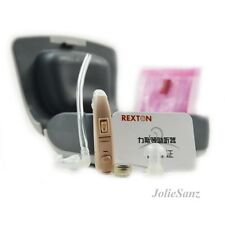 Moderate Severe Loss Hearing Aids Aid Rexton Arena 1S Digital BTE Device Mini