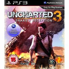 * Uncharted 3 Drake's Deception PS3 Game [PREOWNED]