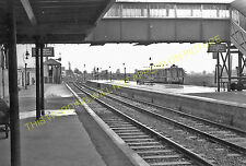 Axminster Railway Station Photo. Chard - Seaton Jct. Yeovil to Honiton Line. (14