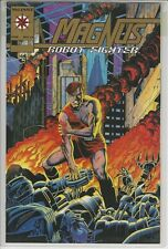 MAGNUS ROBOT FIGHTER #21 FEB1993 GOLD EDITION