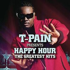 Happy Hour: The Greatest Hits [PA] by T-Pain (CD, Nov-2014, RCA) NEW