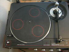 Vintage ADC 1700 / NAD 5020 DD Turntable - Rare Made in UK w/ AT Cartridge