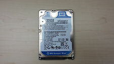 WESTERN DIGITAL WD3200BPVT-22JJ5TO 320GB DCM: SHMVJGB 2.5 Sata Laptop Hard Drive