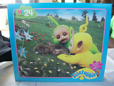 TELETUBBIES 24 Piece JIGSAW PUZZLE 1998 NIB New In Box