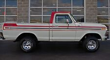 1973 Ford Truck Explorer Side Stripes Graphics Decal 3M Vinyl
