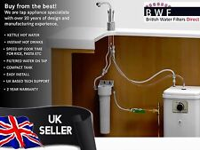 Insinkerator/Little Butler Style 2 Way Boiling & Filtered Kitchen Tap System