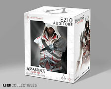 LEGACY COLLECTION Ezio Auditore BUST STATUE FIGURINE ASSASSINS CREED II
