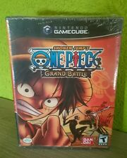 One Piece: Grand Battle GameCube New Factory Sealed US
