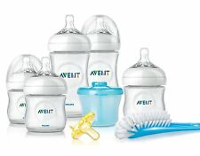 Philips Avent BPA Free Natural Newborn Starter Gift Set