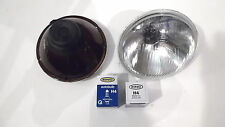 Ford Anglia 105E/123E /307E.  Halogen headlamp without side light.( pair) RHD