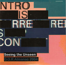SEEING THE UNSEEN CD Apollon Muslimgauze Apeiron Funkturm Spooncurve WIRE TAPPER