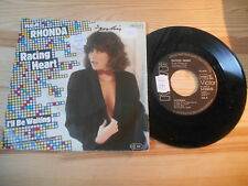 "7"" Pop Rhonda - Racing Heart / I'll Be Waiting (2 Song) RCA"