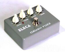 Eleca Crush Fuzz Guitar Effect Pedal