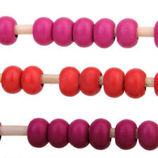 Wooden Abacus Preschool Math Learning Counting Number for Kid Child