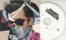 MARK RONSON Record Collection Sampler 2010 UK numbered 5-trk promo CD unmastered