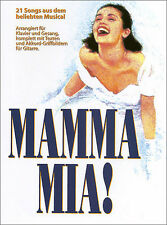 Mamma Mia Musical, ABBA (German Edition) - BOE7287 - 9783865431349