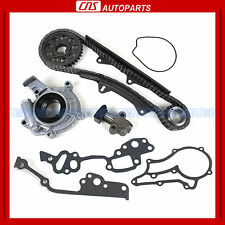 "78 79 80 81 82 TOYOTA 2.2L 2.4L DOUBLE ROW TIMING CHAIN OIL PUMP KIT ""20R, 22R"""
