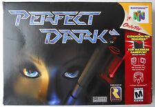 Perfect Dark Nintendo N64 Video Game 2000