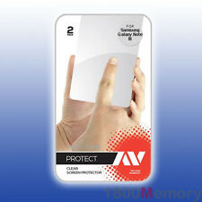 Mercury AV Screen Protector 2Pack for Samsung Galaxy Note 3 GT-N9000 GT-N9005