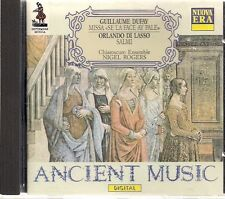 ANCIENT MUSIC (CD, Feb-2003, Nuova Era)